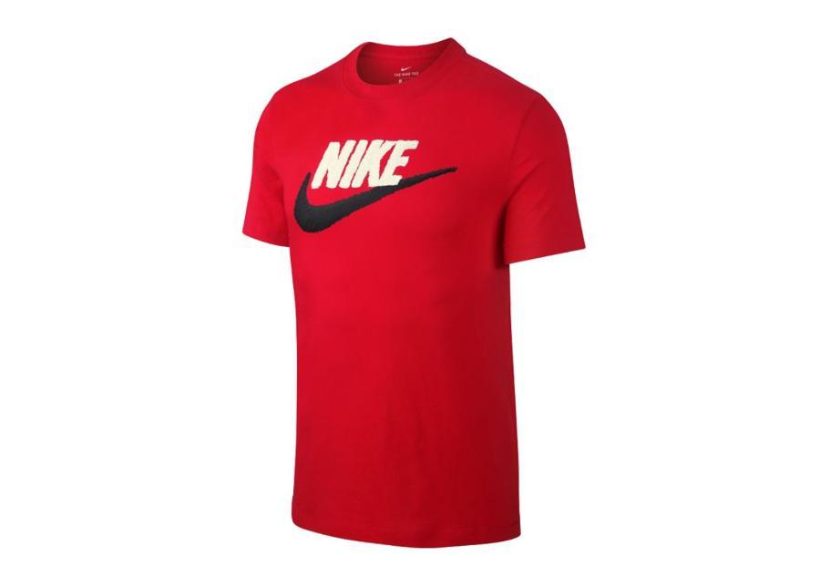 Miesten jalkapallopaita Nike NSW Brand Mark M AR4993-657