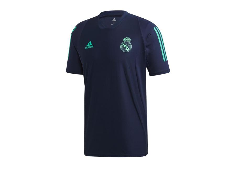 Miesten jalkapallopaita Adidas Real Madrid Training JSY T-shirt M DX7825