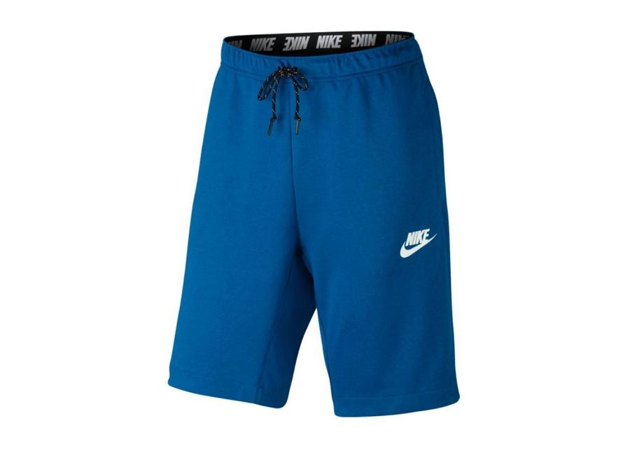 Miesten treenishortsit Nike Advance 15 Fleece M 861748-465
