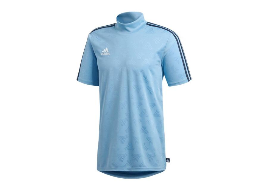 Miesten jalkapallopaita Adidas Tango Jacquard T-shirt M CZ3991
