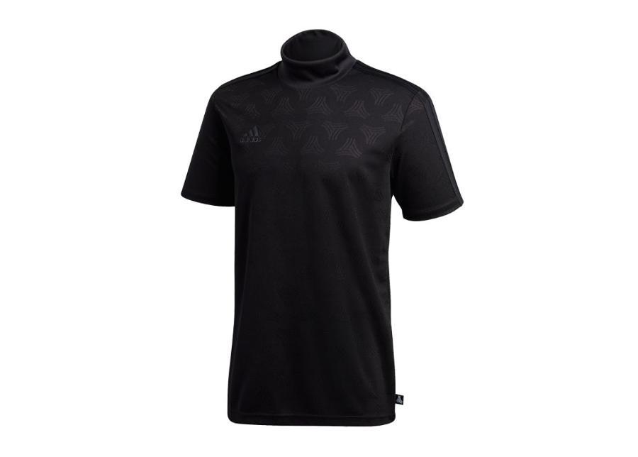 Miesten jalkapallopaita Adidas Tango Jacquard T-shirt M CW7399