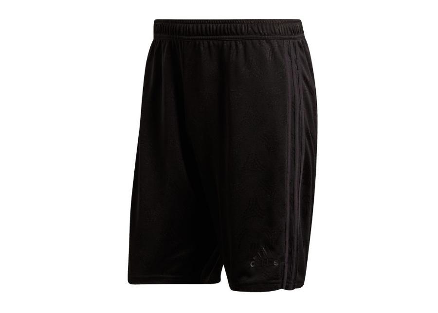 Miesten jalkapalloshortsit Adidas Tango Jacquard Short M CW7414