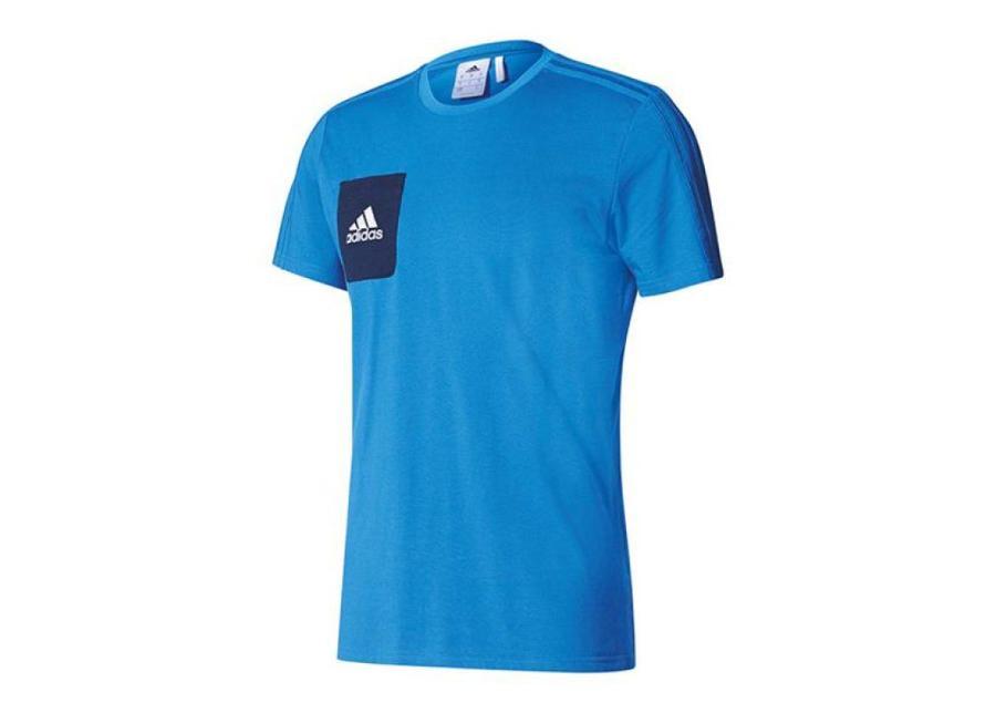 Lasten jalkapallopaita Adidas T-shirt Tiro 17 Tee JR BQ2666