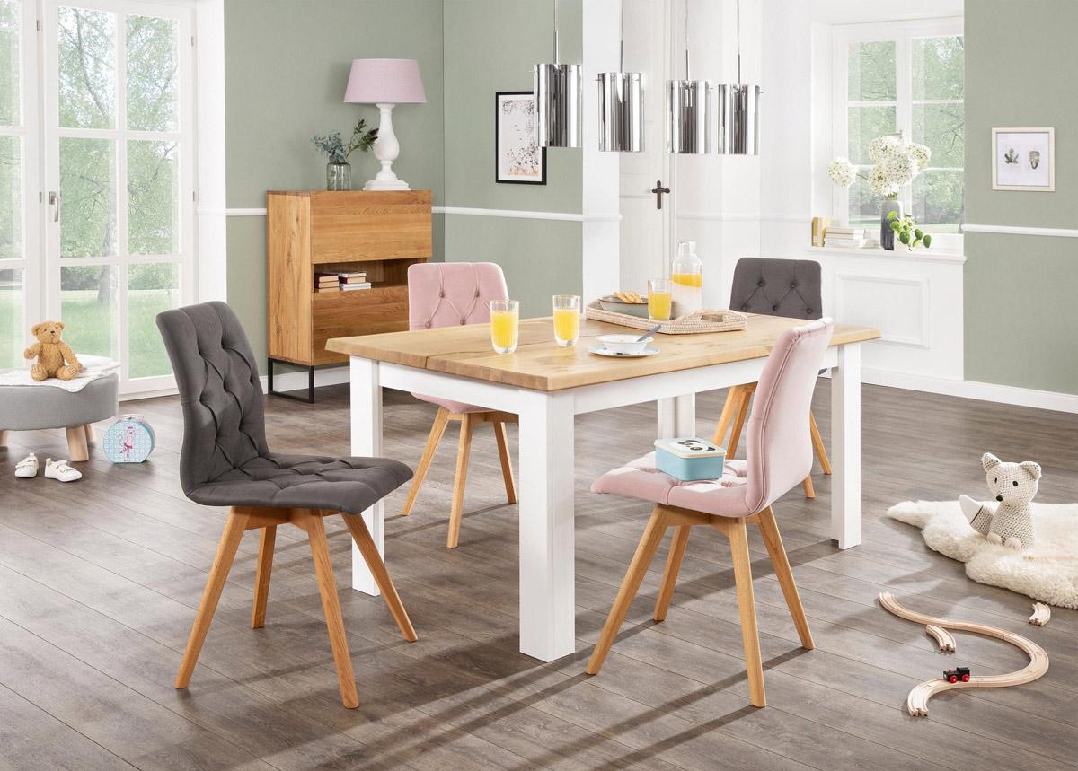 Ruokapöytä Ixo 160x90 cm