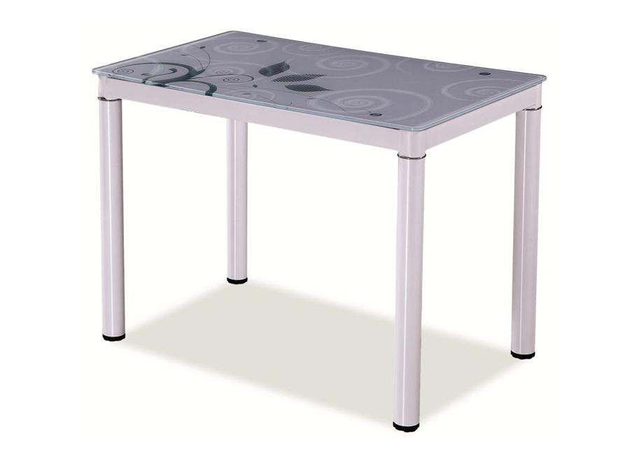 Ruokapöytä Damar 80x60 cm