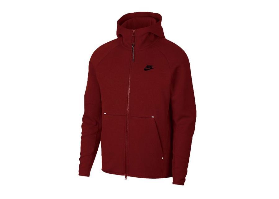 Miesten huppari Nike NSW Tech Fleece Hoodie FZ M 928483-677