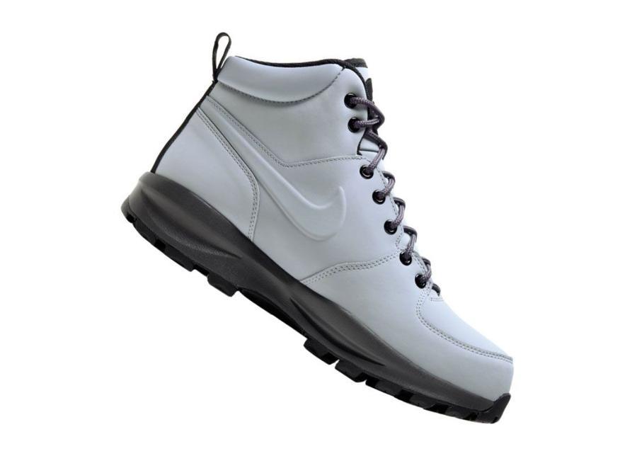 Miesten vapaa-ajan kengät Nike Manoa Leather M 454350-004