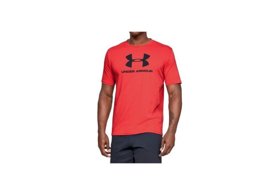Miesten treenipaita Under Armour Sportstyle Logo Tee M 1329590-646