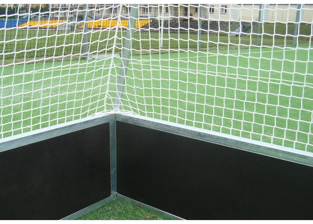 Jääkiekkomaalin verkot 3,66 x 2,14 2 kpl