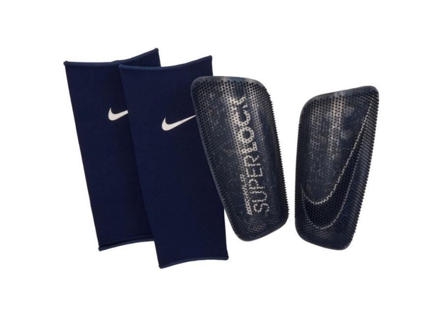 Jalkapallo säärisuojat Nike Mercurial LT Superlock CK2167-493