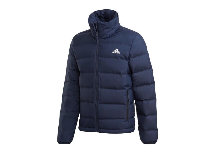 Untuvatakki miehille adidas Helionic 3S Jacket M DZ1445
