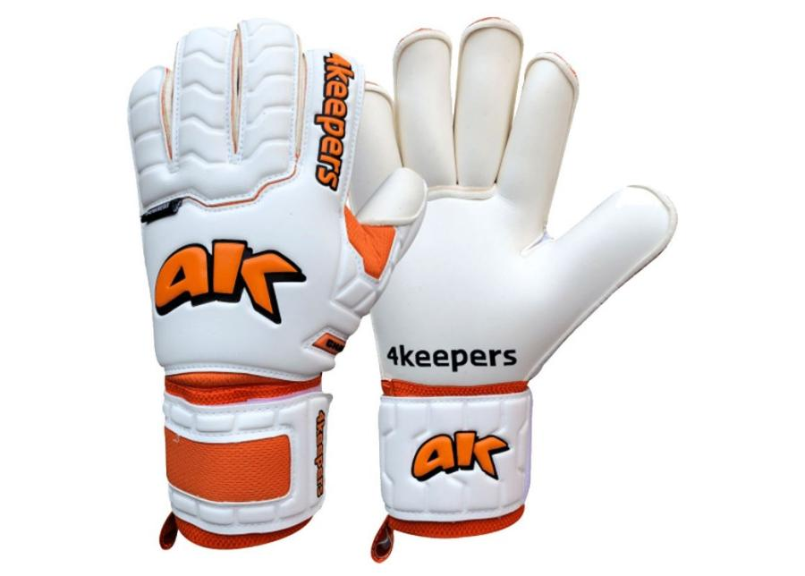 Lasten maalivahdin hanskat 4Keepers Champ Training IV Roll Finger Junior S622453