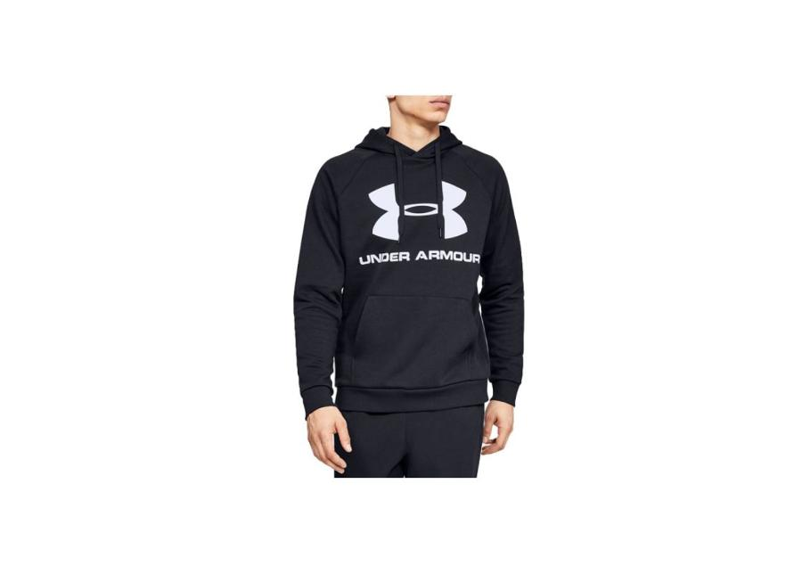 Miesten huppari Under Armour Rival Fleece Sportstyle Logo Hoodie M 1345628-001