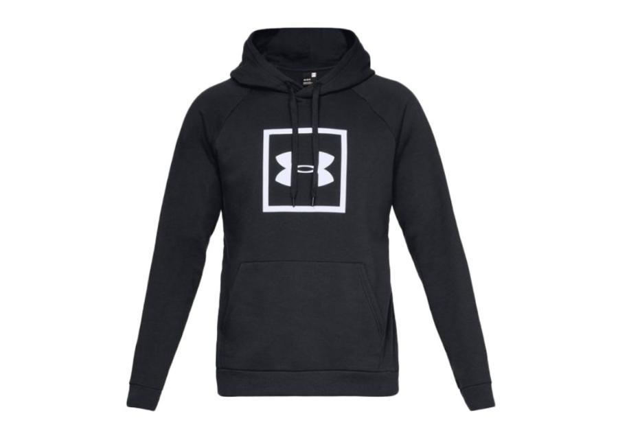 Miesten huppari Under Armour Rival Fleece Logo Hoodie M 1329745-001