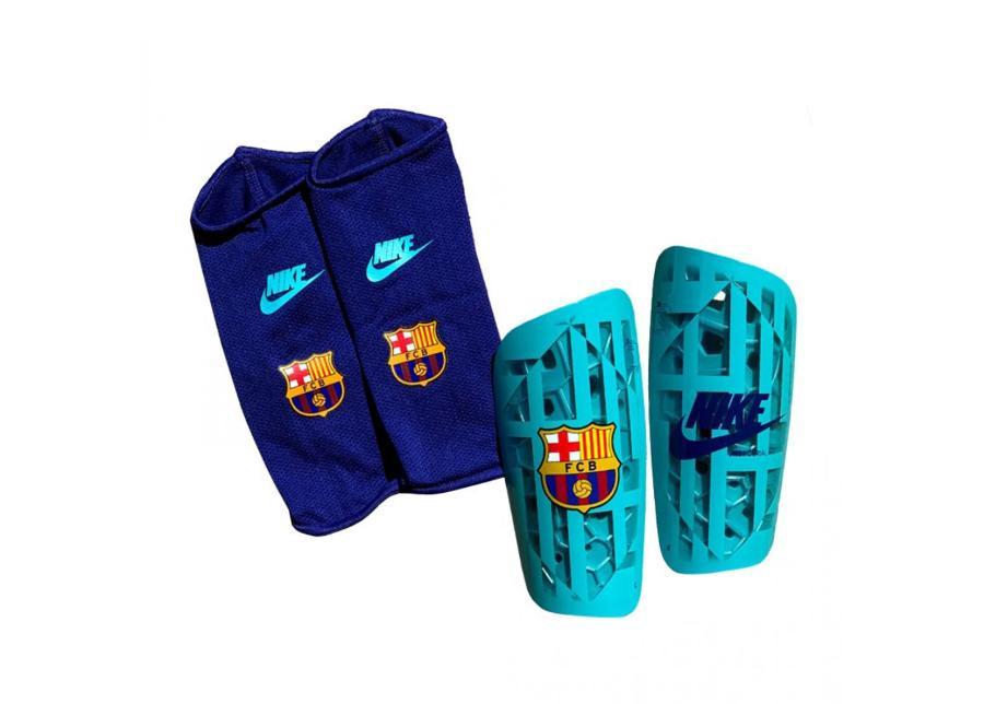 Jalkapallo säärisuojat Nike FC Barcelona Mercurial Lite SP2171-309