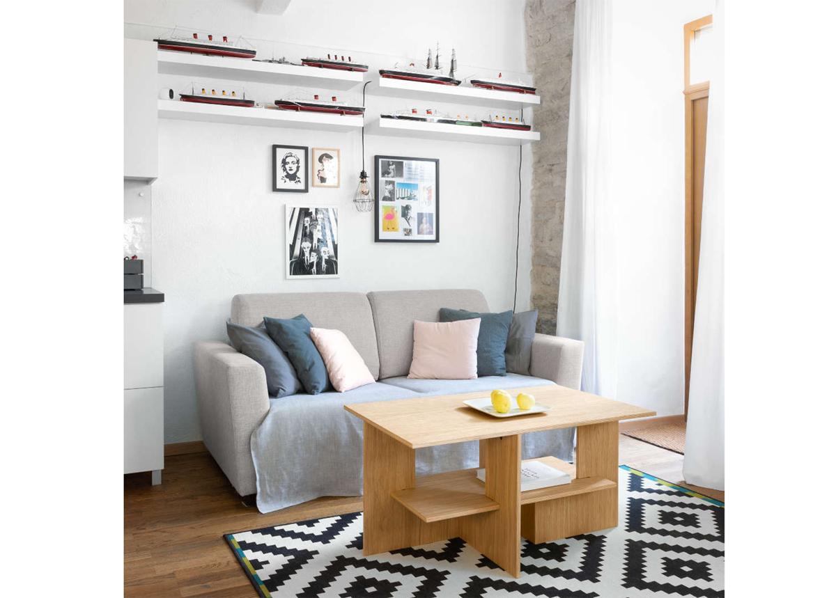 Radis sohvapöytä Maze 100x60 cm