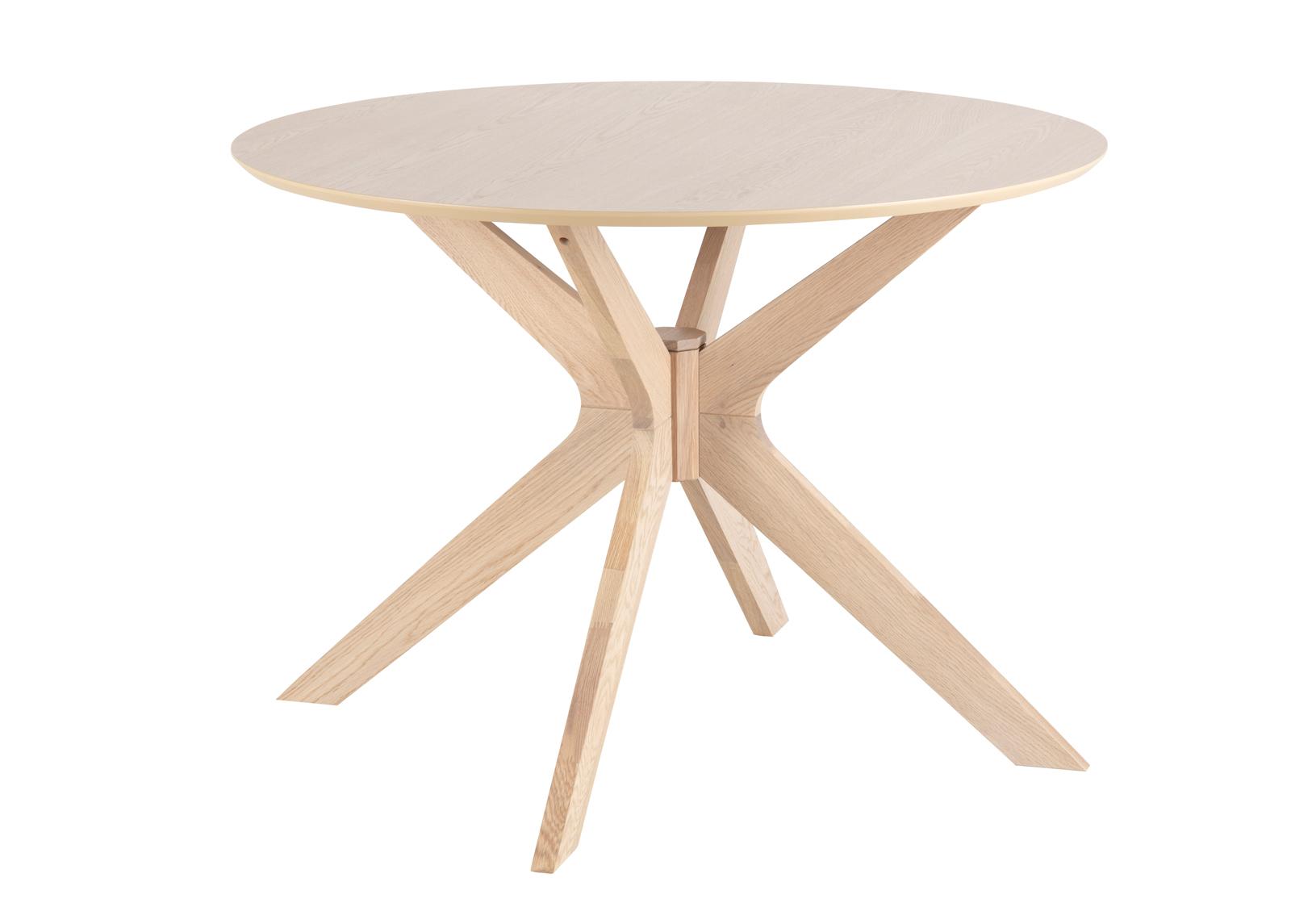 Ruokapöytä Duncan Ø 105 cm
