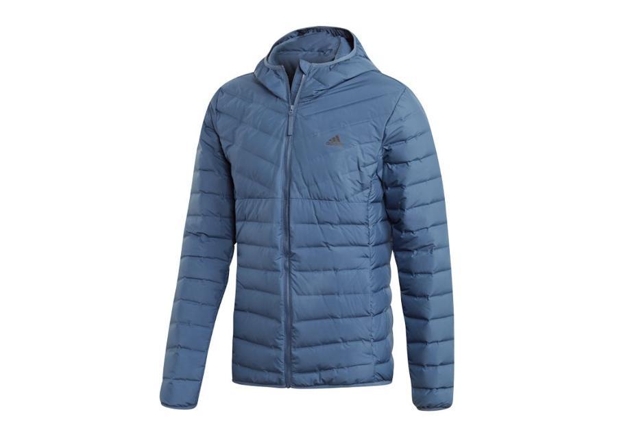 Miesten untuvatakki Adidas Varilite 3S H Jacket M DZ1414