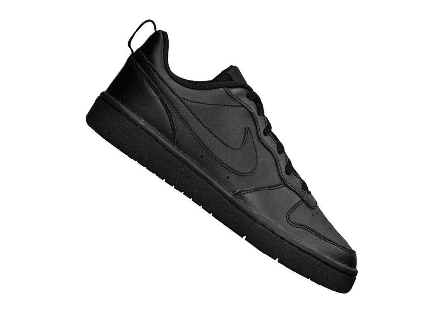 Lasten vapaa-ajan kengät Nike JR Court Borough Low 2 Jr BQ5448-001
