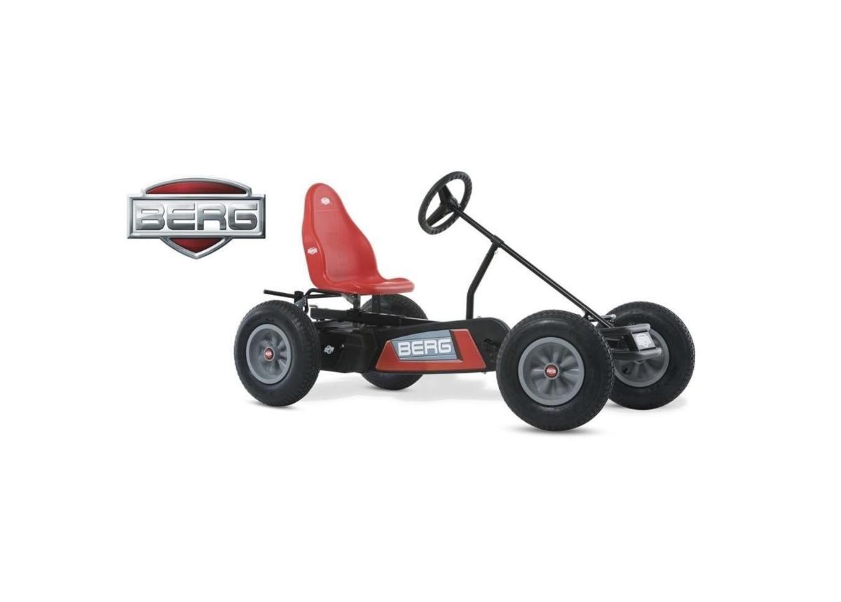 Karting-auto Berg BASIC RED
