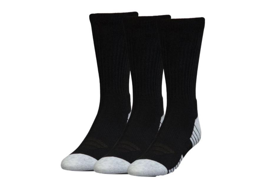 Miesten urheilusukat Under Armour Tech Crew Socks 3-pakkaus 1312341-001