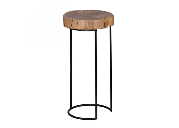 Apupöytä Akola Ø 28xh55 cm