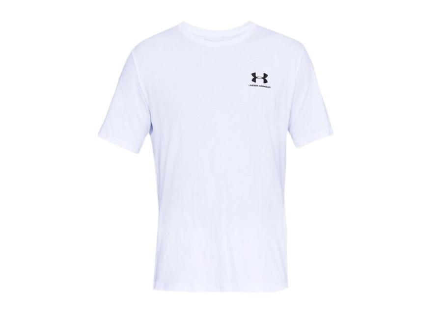 Miesten treenipaita Under Armour Left Chest Logo M 1326799-100