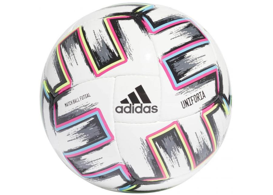 Jalkapallo adidas Uniforia Pro Sala Euro 2020 FH7350