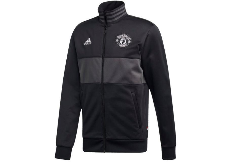 Miesten verryttelytakki adidas Manchester United FC 3S TRK TOP M ED4705