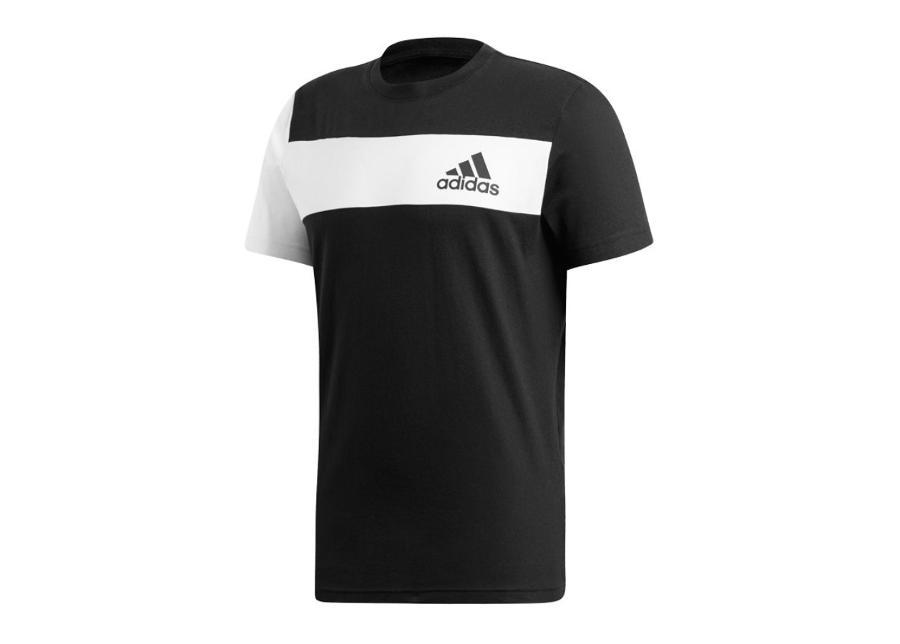 Miesten vapaa-ajanpaita adidas Sport ID Tee BRND T-shirt M EB7572