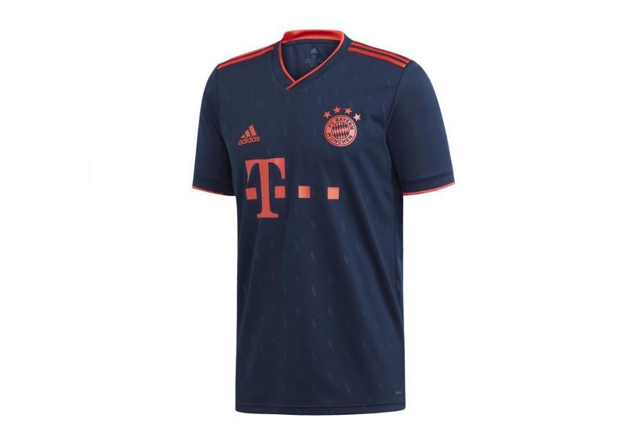 Miesten jalkapallopaita adidas Bayern Monachium Third Jersey 19/20 M DW7411
