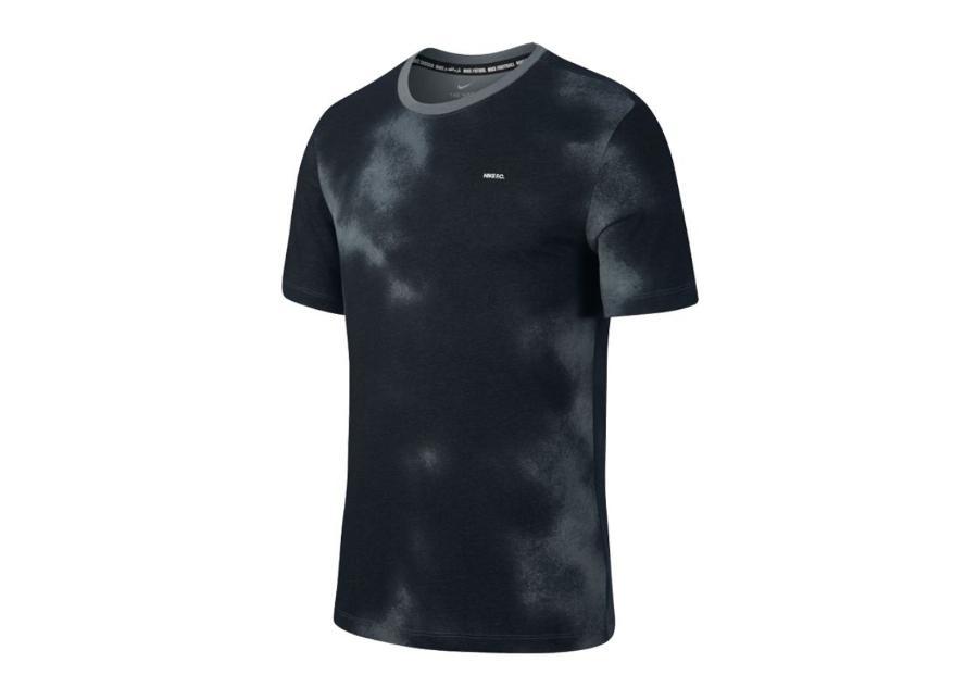 Miesten jalkapallopaita Nike F.C. Small Logo Printed T-shirt M BQ4662-065