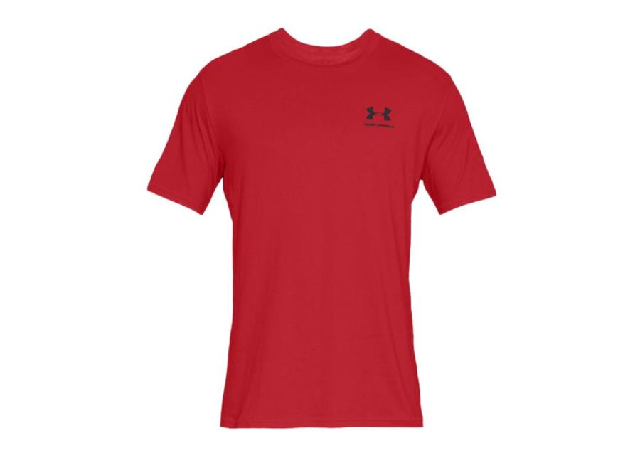 Miesten treenipaita Under Armour Left Chest Logo M 1326799-600