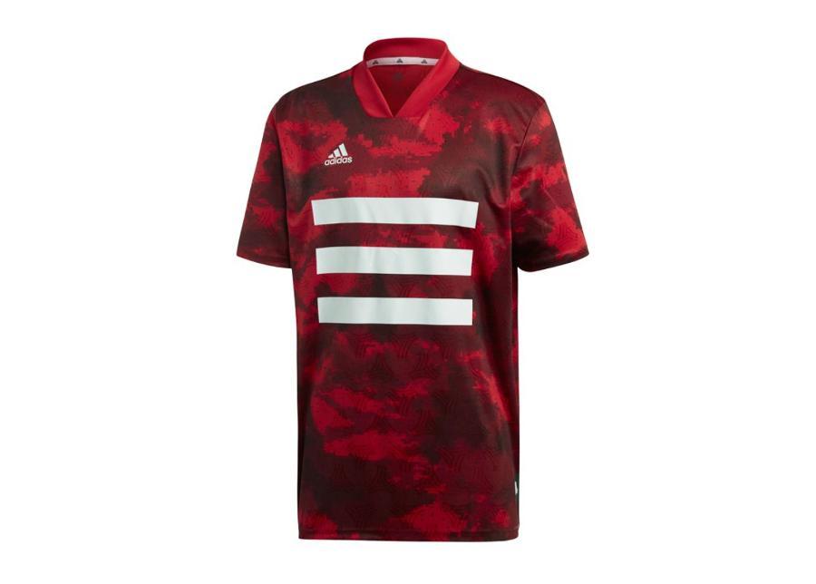 Miesten juoksupaita adidas Tango AOP Jerseys T-shirt M DZ9537