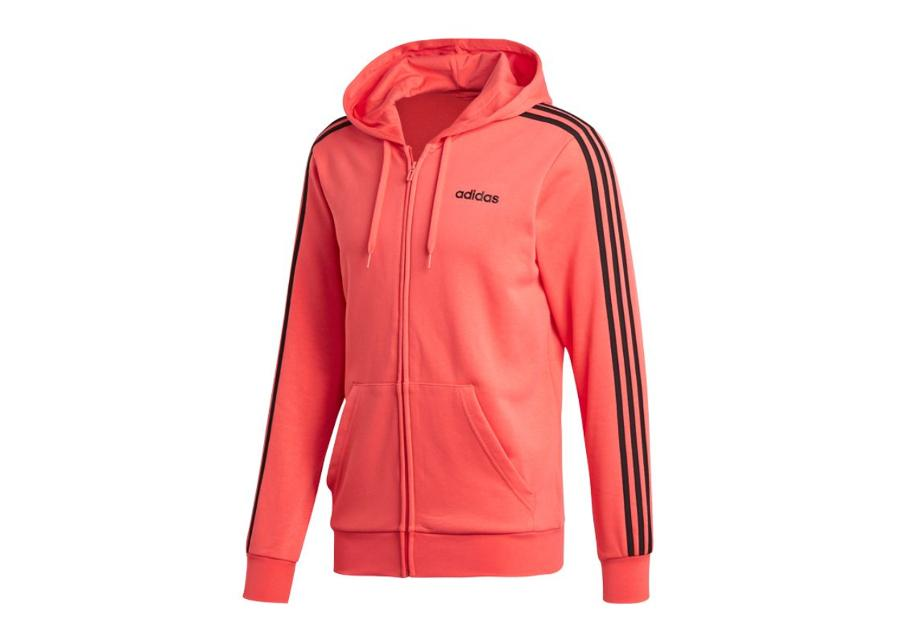Miesten huppari adidas Essentials 3 Stripes FZ French Terry M DU0479