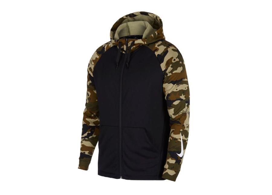 Miesten huppari Nike Dry Hoodie FZ Fleece Camo M AQ1138-011