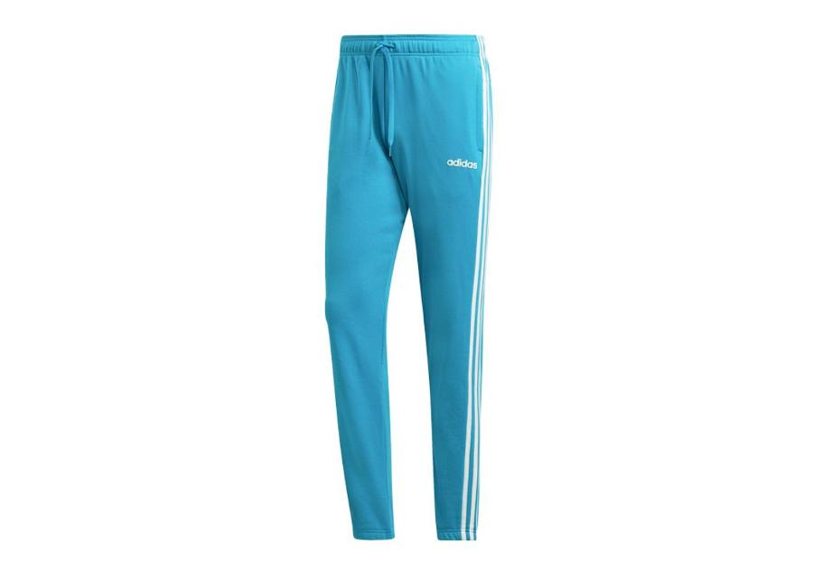 Miesten verryttelyhousut adidas Essentials 3S Tapered FT Pant M DU0474