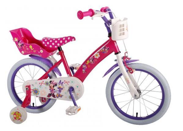 """Tyttöjen polkupyörä Disney Minnie Bow-Tique 16"""" Volare"""