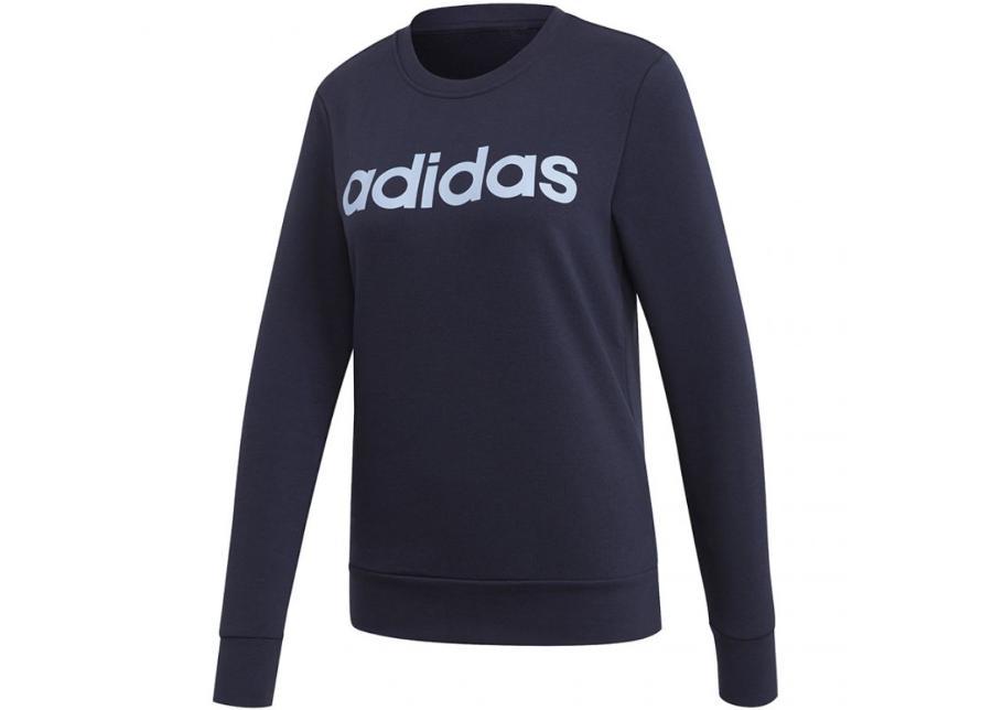 Naisten treenipaita adidas W Essentials Linear Sweat W EI0678