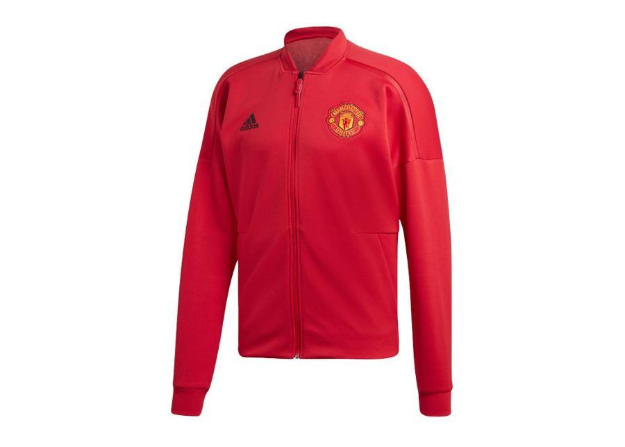 Miesten verryttelytakki Adidas MUFC ZNE H Jacket M CW7670