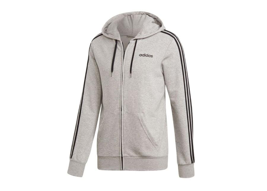 Miesten huppari Adidas Essentials 3 Stripes FZ French Terry M DU0473
