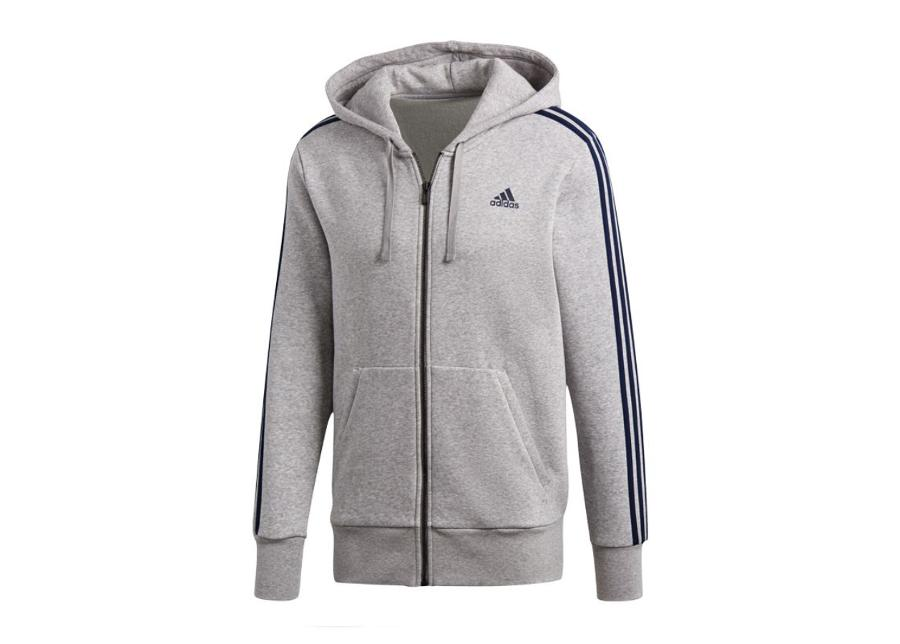 Miesten huppari Adidas Essentials 3-Stripes FZ M S98790