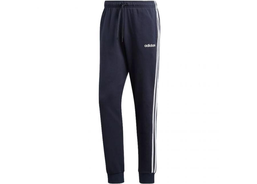 Miesten verryttelyhousut Adidas Essentials 3S T PNT FL M DU0497