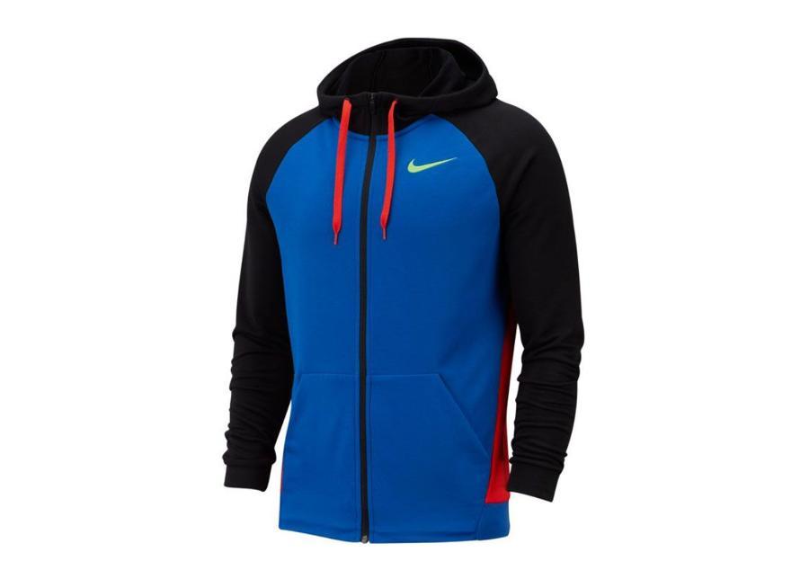 Miesten huppari Nike Dry FZ Fleece Hoodie M 860465-481