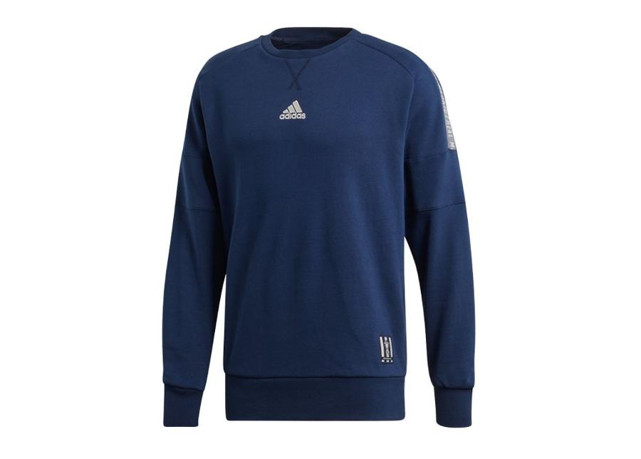Miesten treenipaita Adidas Real Madrid SSP CR SWT M DX8697