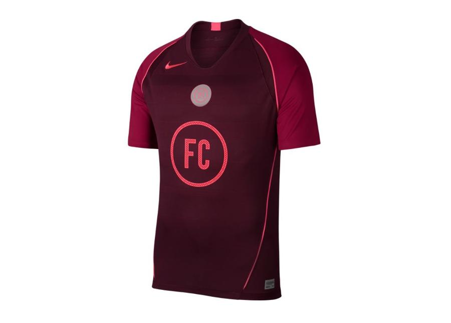 Miesten jalkapallopaita Nike F.C. Home Jersey SS M AT6017-681
