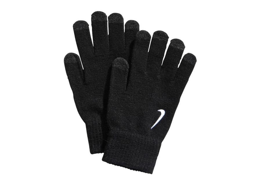 Aikuisten treenihanskat Nike Knitted Tech Gloves NWGC7-010