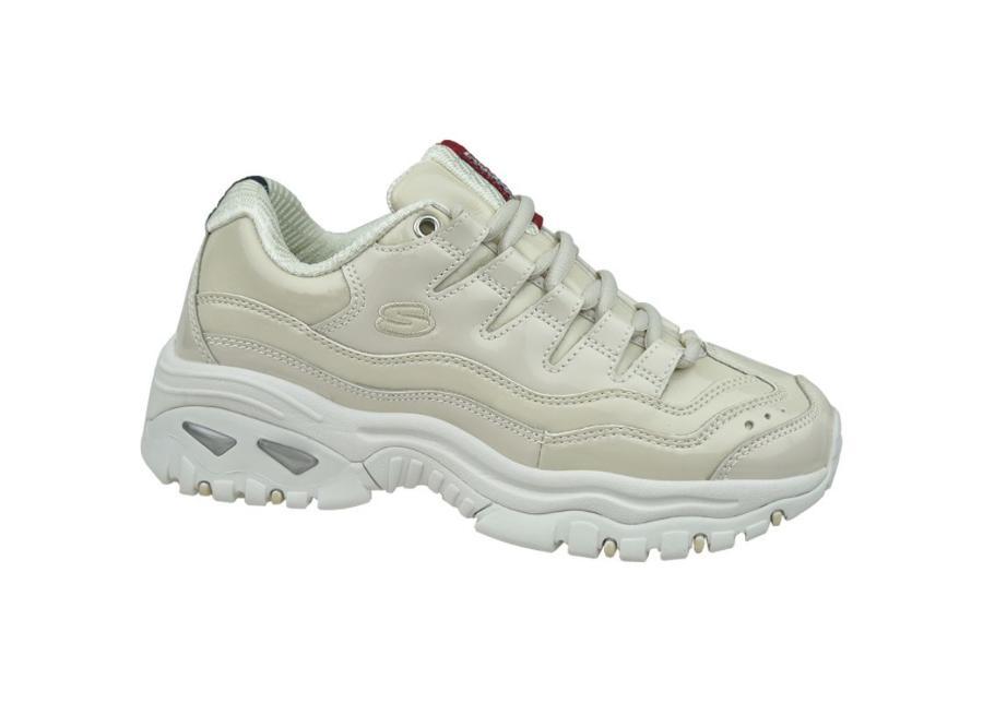 Naisten vapaa-ajan kengät Skechers Energy W 13405-NAT