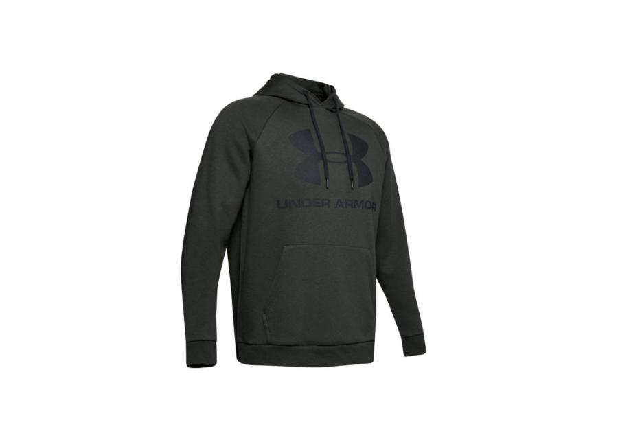 Miesten huppari Under Armour Rival Fleece Sportstyle Logo Hoodie M 1345628-310