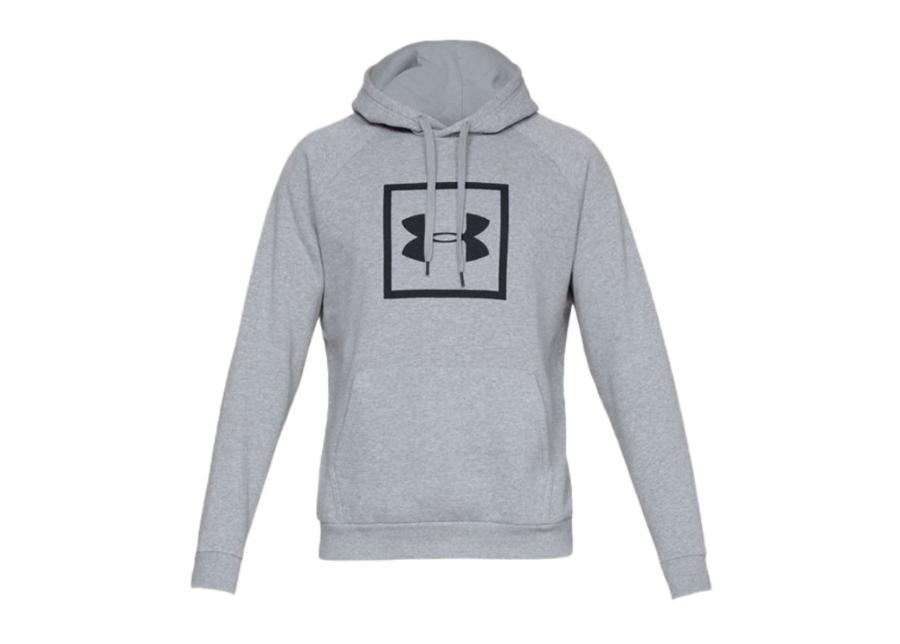 Miesten huppari Under Armour Rival Fleece Logo Hoodie M 1329745-035